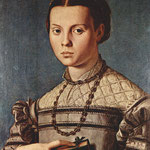 Portrait of a Young Girl, 1541-45