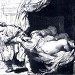 1634 Joseph Et La Femme De Potiphar,bnf