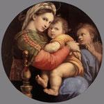 Raffaello - Madonna della Seggiola