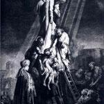 1633 Detail Descente De Croix,bnf