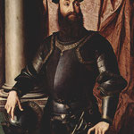 Portrait of Stefano IV Colonna, 1546