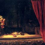 1646 La Sinte Famille Avec Encadrement,kassel
