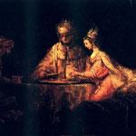 1660 Le Festin D Esther,moscou