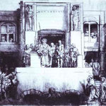 Rembrandt - Christ Shown to the People