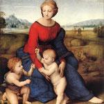 Raffaello - Madonna of Belvedere