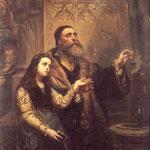 Ociemnialy Wit Stwosz z wnuczka-Matejko, Jan 1838-1893
