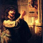 1635 Samson Menacant Son Beau Pere,berlin