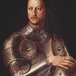 Cosimo I de' Medici in Armour, 1545