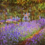 Garden, the Irises.