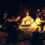 1638 Samson Le Mariage Et L Enigme,dresde