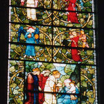 The Worship of the Magi window (1882), Trinity Church, Boston