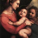 Raffaello - Madonna della Tenda