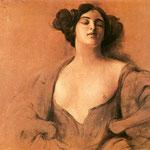 Una donna-Zmurko, Franciszek  1858-1910