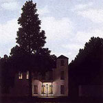 Empire Of Light - Magritte