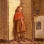 Dziewczynka-Czachórski, Wladyslaw  1850-1911