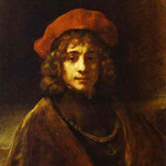 Rembrandt - Titus