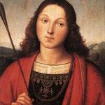 Raffaello - St Sebastian