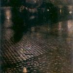 Dorozka w nocy-Pankiewicz, Józef  1866-1940