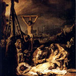 1635 La Deploration Du Christ,londres
