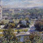 Les Tuileries.