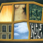 magritte 1928 the six elements