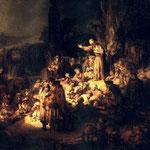 1635 Predication De Jean Baptiste,berlin