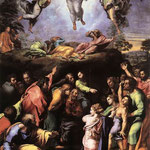 Raffaello - The Transfiguration