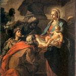 Poklon Trzech Króli-Czechowicz, Szymon 1689-1775