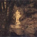 Sadzawka fauna-Siemiradzki, Henryk  1834-1902