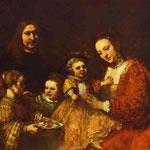 Rembrandt - Portrait of a Family