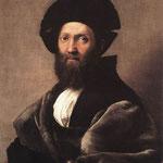 Raffaello - Portrait of Baldassare Castiglione