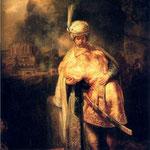 1642 David Et Jonathan,st Petersbourg