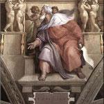 Profeta Ezequiel.