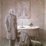 Magritte, René - Souvenir Of A Journey