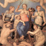 Allegory of Happiness, 1564