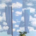 Magritte - Le Beau Monde.