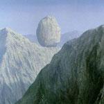 Magritte - La chiave di ghiaccio