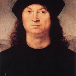 Raffaello - Portrait of a Man