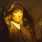 Rembrandt - Portrait of the Artist's Mother