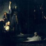 1631 La Resurrection De Lazare,los Angeles