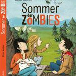 """""""Sommer der Zombies"""", (Text von Boni Koller), Baeschlin Verlag, 2018"""