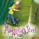 Cover für Magnolia Steel Bd. 1 (Text von Sabine Städing), Boje Verlag, 2016