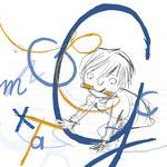 Entwurf Schreiben lernen