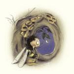 """""""Die kleine Biene Mutilda"""", (Texte von Annette Moser), Fischer Verlag, 2020"""