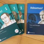 """Adeamus"", Lateinbuchreihe, Cornelsen Verlag, 2017-2019"