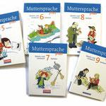 Muttersprache-Lesebücher, Cornelsen Verlag