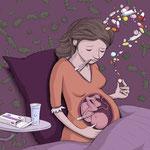 """Medikamente in der Schwangerschaft für """"Pharmazeutische Zeitung"""""""