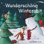 Titel-Illustration auf Weihnachts-Cd
