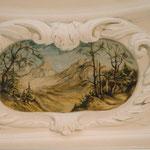 Deckenmalerei 1. Spiegel