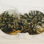 Deckenmalerei 4. Spiegel